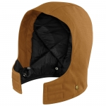 102368 Artric Quilted Lined Duck Hood-In Store prices May Be Lower Please Call